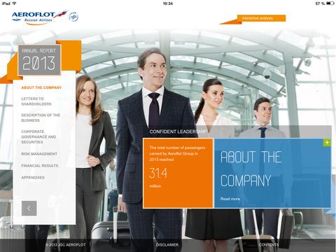 "JSC ""Aeroflot"" 2013 Annual Report"