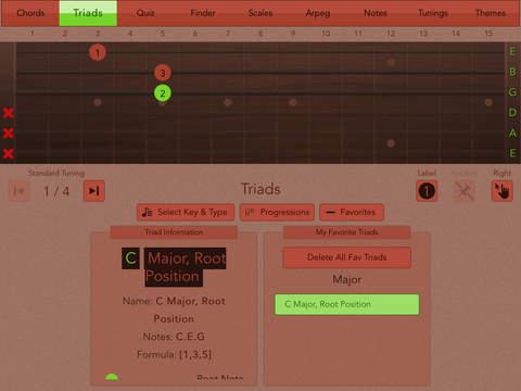 All Guitar Chords screenshot