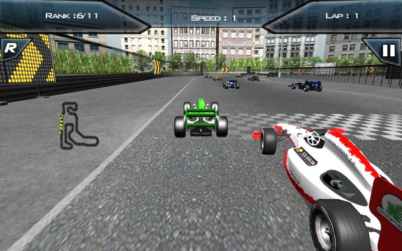 Extreme Formula Championship 2015 for Mac
