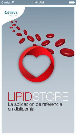 LipidStore la aplicación de referencia en dislipem