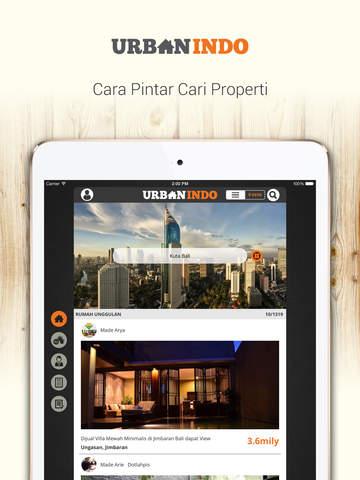Urbanindo iPad Edition