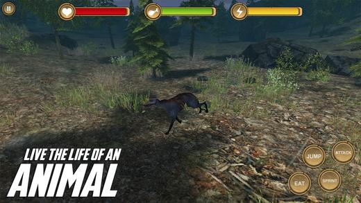 Dog Monster Simulator HD Animal Life