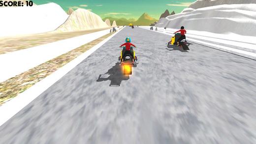 Snow Bike Rush