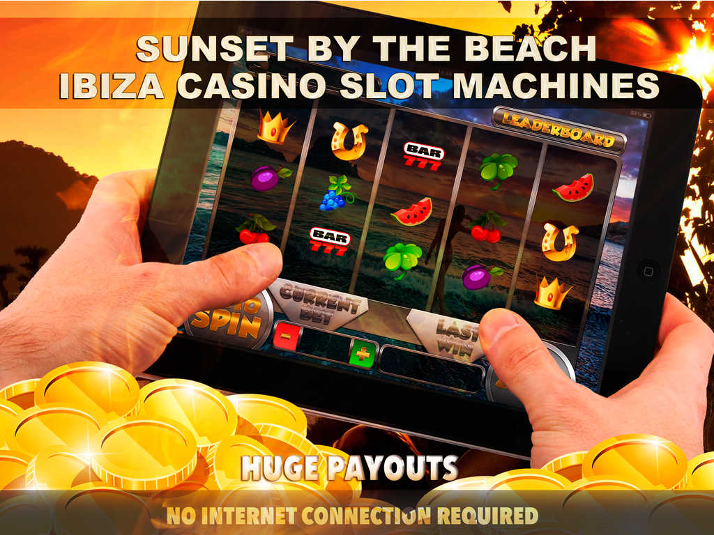Sunset Beach Slot Machine - Free to Play Demo Version