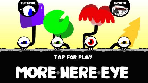 More Here Eye