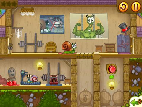 Snail Bob 2 Deluxe Screenshots