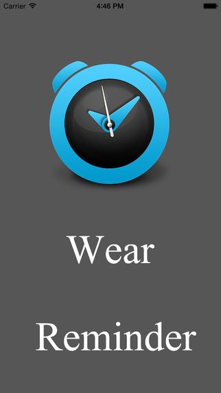 Wear Reminder