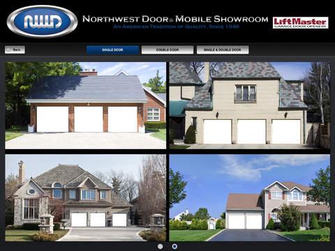 Northwest Door® Virtual Garage Door Showroom iPad Screenshot 3
