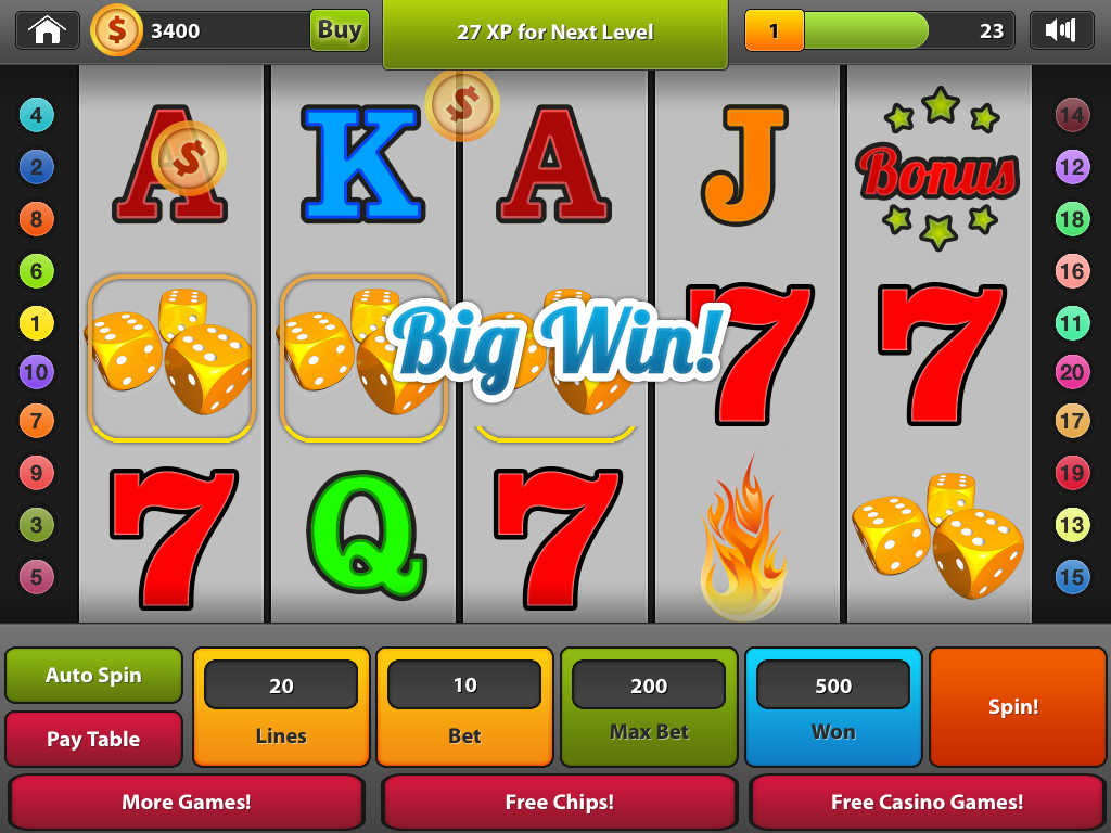 hit rich casino slots