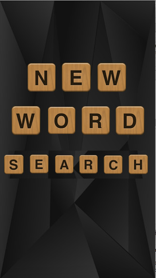 New Word Search Screenshots