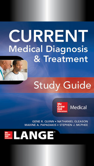 CURRENT Medical Diagnosis and Treatment CMDT Study Guide