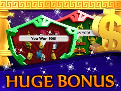 玩免費遊戲APP|下載All New Roman God Slots app不用錢|硬是要APP