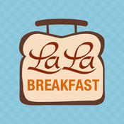 LaLa Breakfast - Fun breakfast planning for kids and their parents