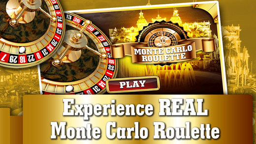 Monte Carlo Roulette Table FREE - Live Gambling and Betting Casino Game