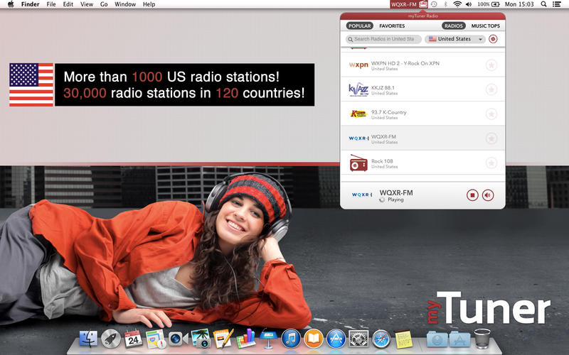 myTuner Radio Screenshots
