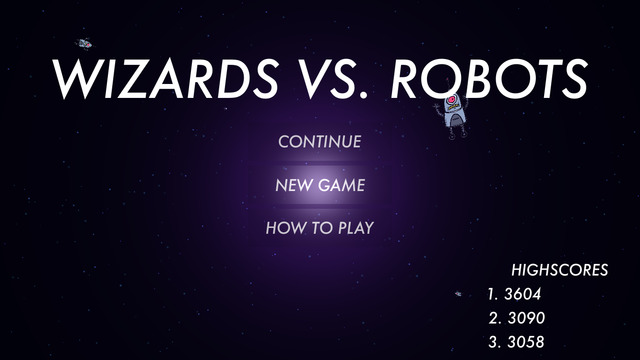 Wizards Vs Robots