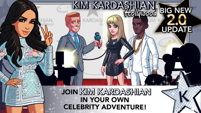 Kim Kardashian: Hollywood - iPhone Mobile Analytics and App Store Data