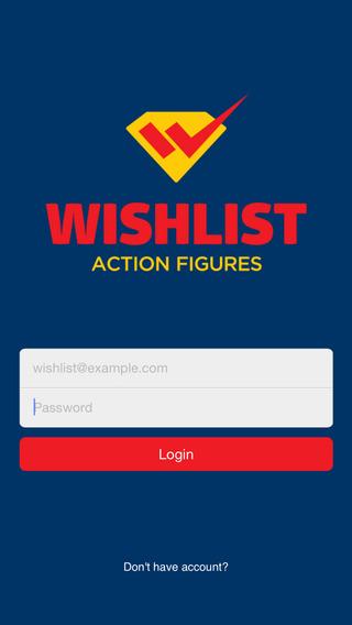 Wishlist Action Figures