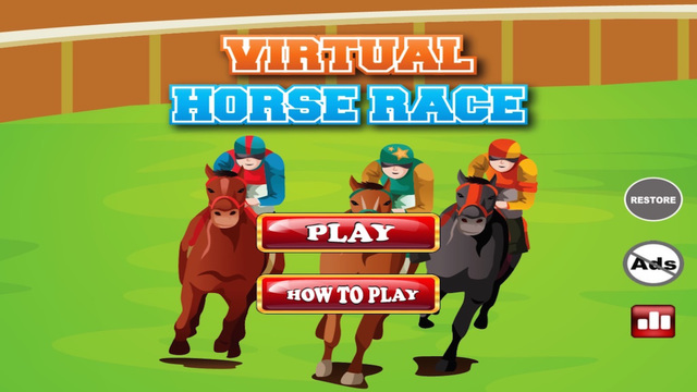 Virtual Horse Race : Betting On The Derby Quest Champions Winner At Jumping Life Adventures