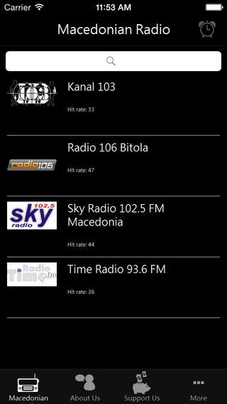 Macedonian Radio