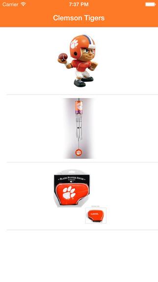 FanGear for Clemson Tigers - Shop for Apparel Accessories Memorabilia