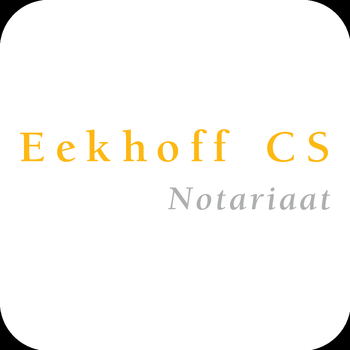 Eekhoff CS Notariaat LOGO-APP點子