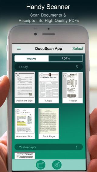 DocuScan App