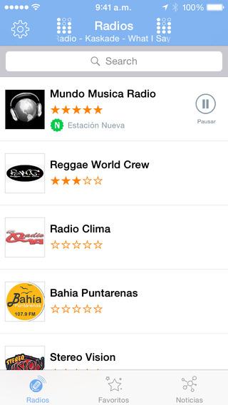 Radio CR