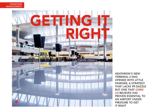 Airport Industry Review