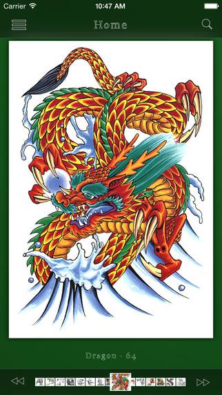 Dragon Tattoo Master