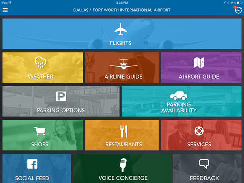 DFW Airport HD Official