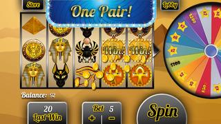 Screenshot 3 Все наличными фараона Игры казино HD — Джекпот Путешествие Путь Fun и слот-машины Рич-эс Бесплатный