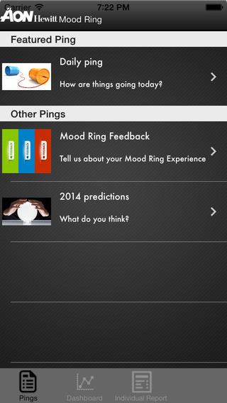 Aon Mood Ring