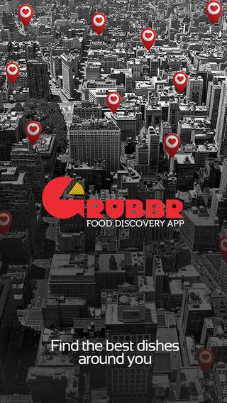 Grubbr - Great Restaurant Food