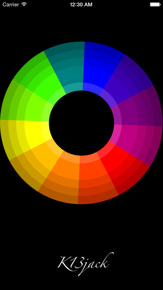 Wheel of Colours