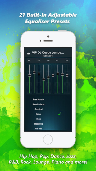 Music Life Free - Music Player Equaliser Online Ra
