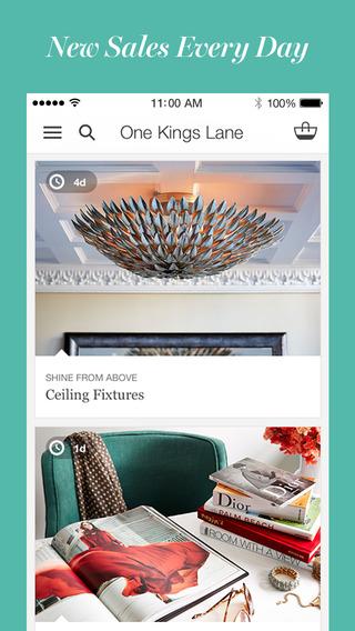 One Kings Lane - Home Decor Furniture Design