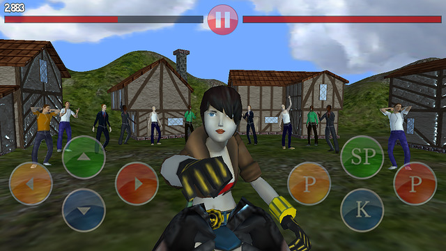 Kickboxing 4D: Save My Brother Screenshots