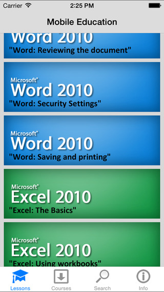 Professional Course HD for Microsoft® Office