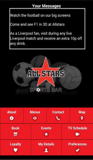 Allstars Sports Bars