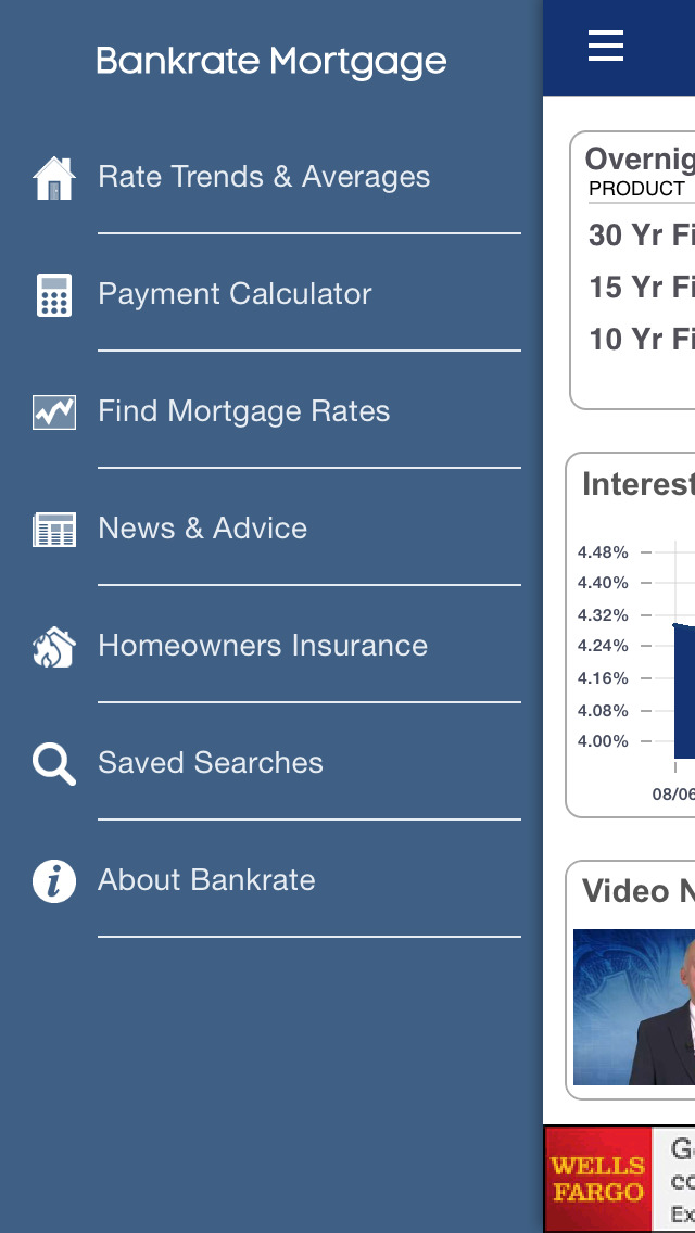 Mortgage Calculator & Mortgage Rates by Bankrate - AppRecs