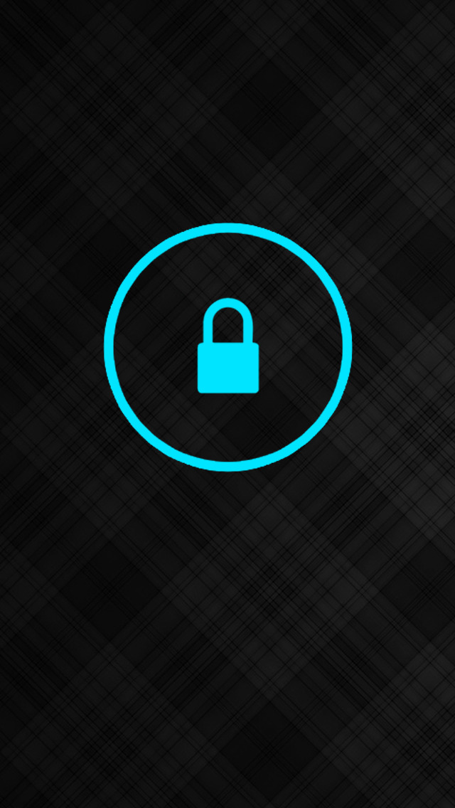 Smart Lock Custom And Home Screen Wallpaper For IOS 7