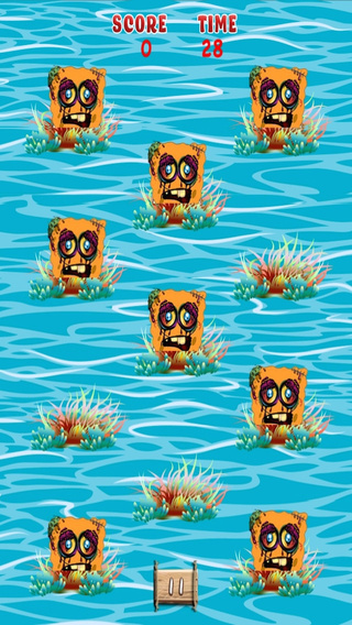 Splashy Sponge Pablo Whacker - Underwater Soccer Pants Face Smash