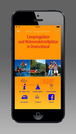 Campingplatz Deutschland