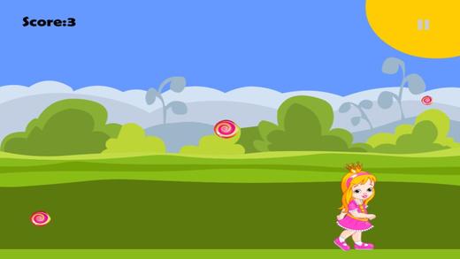 Tiny Princess Candy Adventure - A Sweet Treat Avoider Dash FREE