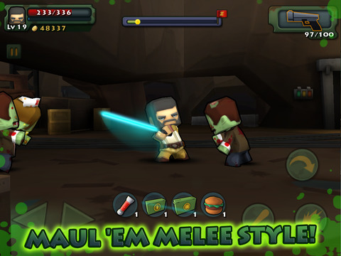 Screenshot #5 for Call of Mini™ Brawlers