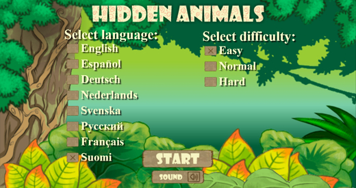 Hidden Animals FREE