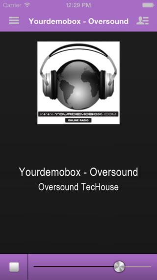 Yourdemobox - Oversound