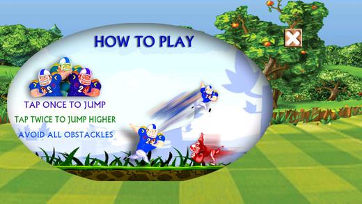 Ultimate Quarterback Run: Arcade American Football Fantasy Game