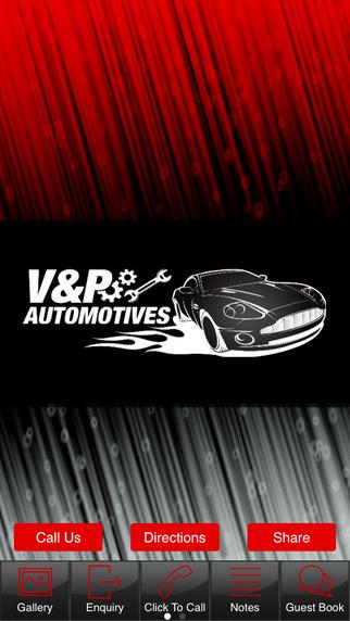 V and P Automotives
